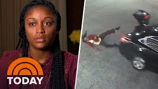 Brittany Diggs, the 25-year-old nursing student who was forced into...