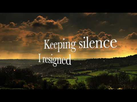 "John Knight (Synaptik) ""Solsbury Hill""  Peter Gabriel cover -Lyric Video-"