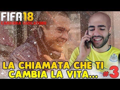 LA CHIAMATA CHE TI CAMBIA LA VITA - FIFA 18 CARRIERA GIOCATORE [LA STORIA DI SANTIAGO] EPISODIO XXL