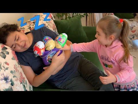 Elif Yaramazlık Peşinde Çilek Kız Elif fun kid video