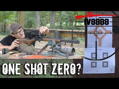 One Shot Zero? Easy Boresighting Method