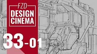 Design Cinema – EP 33 - Mech Design Part 01
