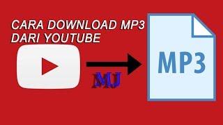 cara-download-mp3-dari---youtube