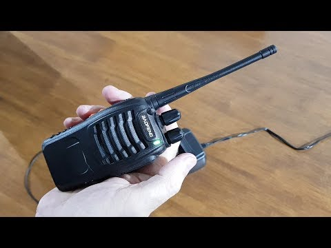 Baofeng BF 888s Two Way Radio Review