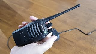 Video Baofeng BF 888s Two Way Radio Review download MP3, 3GP, MP4, WEBM, AVI, FLV Juni 2018