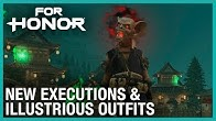 For Honor: New Executions & Illustrious Outfits | Weekly Content Update: 10/17/2019 | Ubisoft [NA]