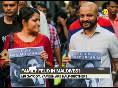 Family feud in Maldives? Yameen reportedly detests Gayoom