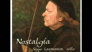 Jean Sibelius Valse triste.Seppo Laamanen,cello Jouni Somero,piano
