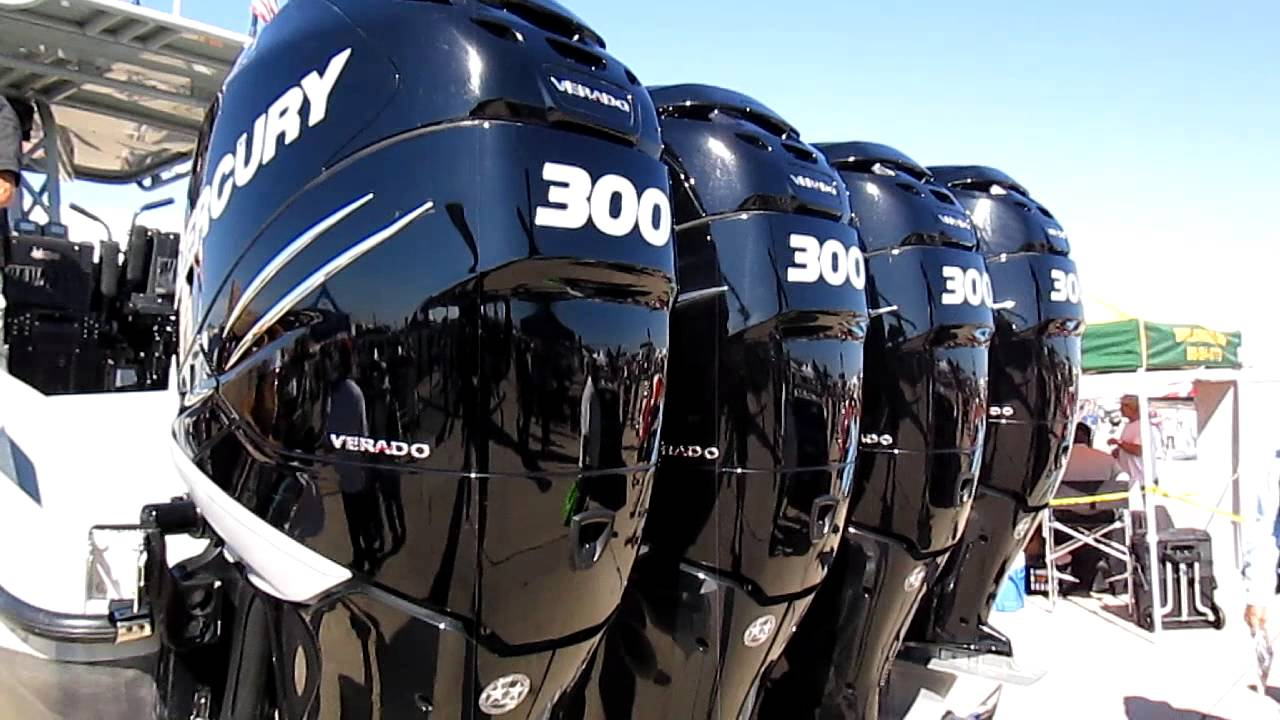 A Military Boat With Huge Outboard Power Youtube