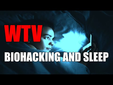 What You Need To Know About BIOHACKING And SLEEP