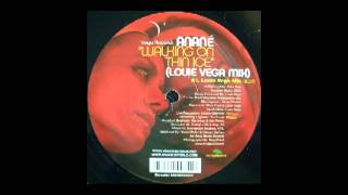VR034   Anane   Walking On Thin Ice (Louie Vega Mix)
