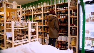 Vegan v Českých Budějovicích #8 (Bezobalové nakupování)