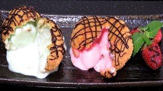 Как приготовить Жареное #мороженое - вкуснейший десерт рецепт видео #LudaEasyCook(LudaEasyCook Видео рецепт #жареноемороженое Как приготовить вкуснейший десерт – жареное мороженое. Сочетание..., 2016-03-12T08:54:32.000Z)