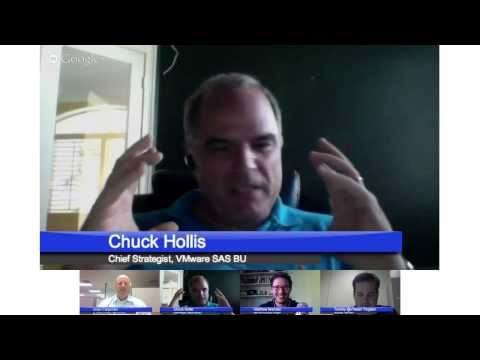 EMC Elect exclusive with Chuck Hollis of VMware