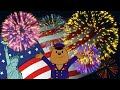 4th of July Song for Kids - Boom...