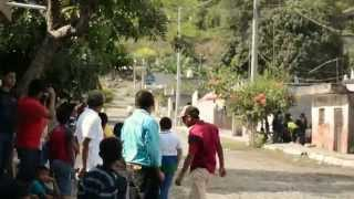Fiestas Patrias Zacualpan 2015: Carreras de Caballos