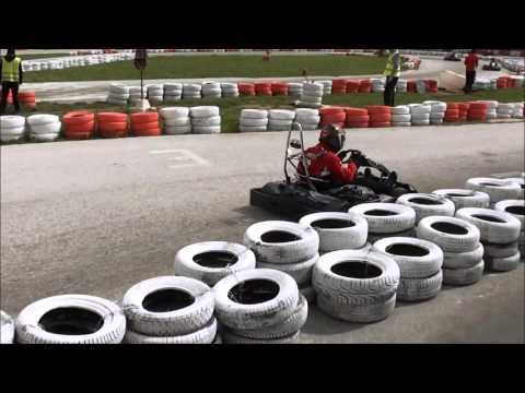 01 - F1 Fans Kart Challenge Athens 2016 - Race 1 - Group 1