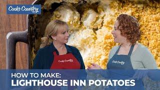 How to Make Ashley's Family Favorite, Lighthouse Inn Potatoes