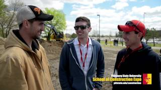 2016 School of Construction Expo - Pittsburg State University
