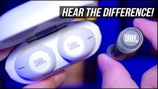 JBL Tune 120 TWS vs JBL Free X - Hear the Difference