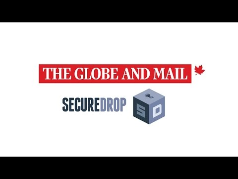 A step-by-step guide to using SecureDrop to share tips with The Globe