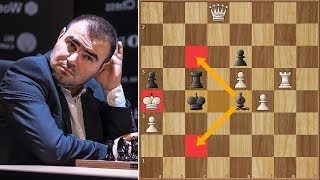 The Sneaky Checkmate Attempt | Mamedyarov vs Big Vlad | Candidates Tournament 2018.