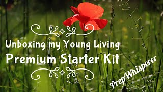 Unboxing my Young Living Premium Starter Kit