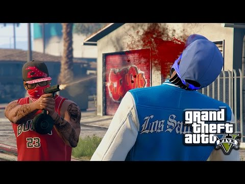 GTA 5 | BLOODS VS CRIPS EP. 19 [HQ]