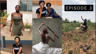 I WENT TO KUMASI AND A QUEEN FROM GHANA GAVE ME LAND   GHANA SERIES - EPISODE 3