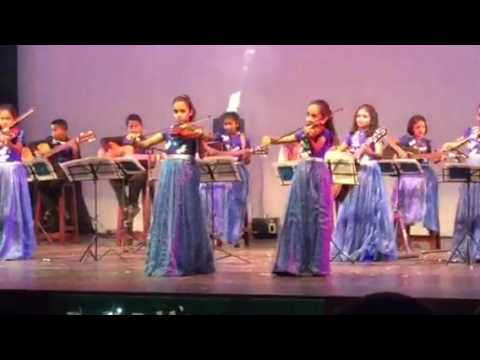 St Thomas Catholic International College-Orchestra
