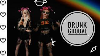 Avakin life Maruv&Boosin•Drunk Groove Music video LeraReihYT