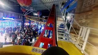 Roller Coaster Trans Studio Mini Transmart Sidoarjo