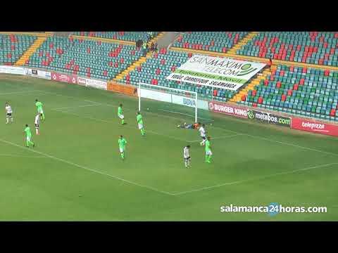 Resumen Salmantino 3-0 Almazán