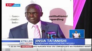 Intersex Persons Society of Kenya wazindua ripoti