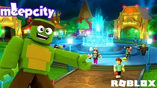 Roblox - MEEP CITY MARIO KART EVENT FAIL!