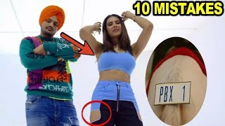 10 MISTAKES IN JATTI JEONE MORH WARGI SIDHU MOOSEWALA