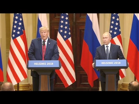 Trump asked if he holds Russia accountable, says both countries made mistakes