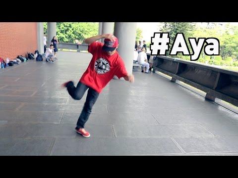 Aya (Breaking)   City Dancer   Dance Region   Vol.3