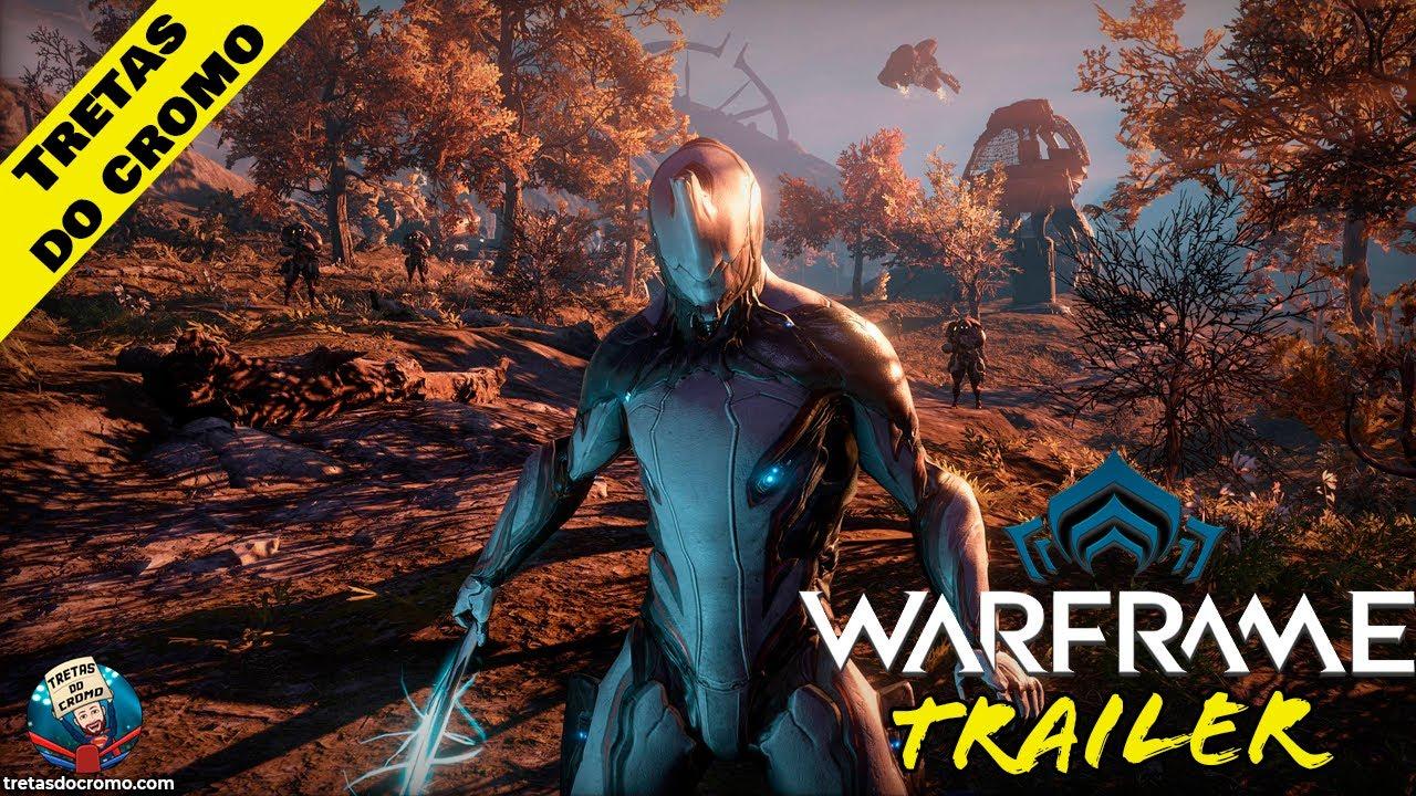 Warframe chega à nova geração da Xbox e tem trailer para comemorar