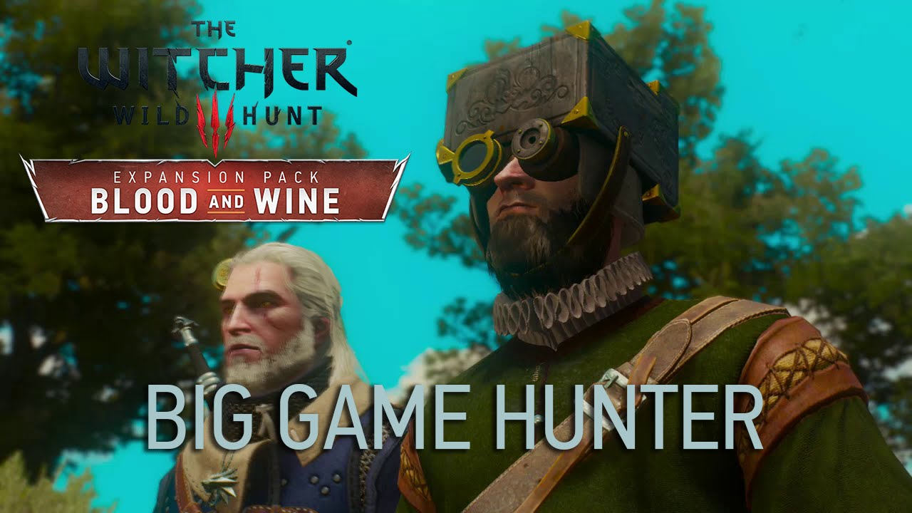 Contract: Big Game Hunter - The Witcher 3 Wiki Guide - IGN