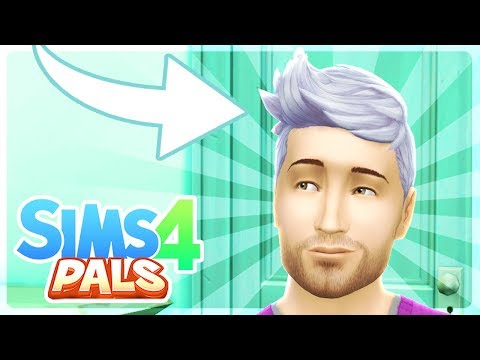 DYING ALEX'S HAIR! - Sims 4 Pals