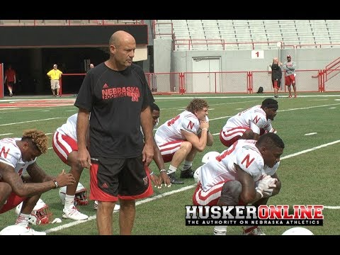 HOL HD: Mike Riley B1G Media Days at the podium