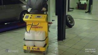видео Замена топливного фильтра на Nissan Qashqai: пошаговая инструкция