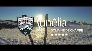 Sunêlia - Domaine de Champé | Camping 5 étoiles - Bussang