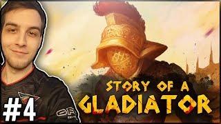 MAMY WŁASNEGO ZWIERZAKA! - Story of a Gladiator #4