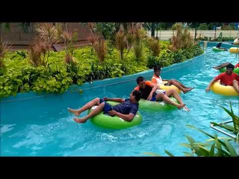 hyderbad wonderla enjoyment with friend