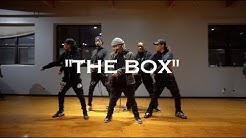 """THE BOX"" - Roddy Ricch | @THEFUTUREKINGZ + Gang"