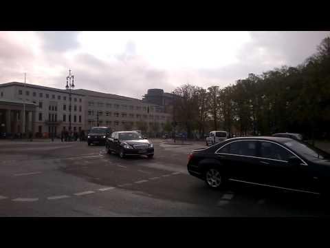 ANGELA MERKEL'S ESCORT IN BERLIN