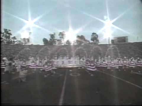 Super Bowl 21 Half Time Show - 1/24/87