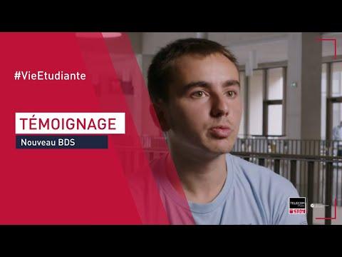 Le nouveau Bureau des Sports de Télécom Paris